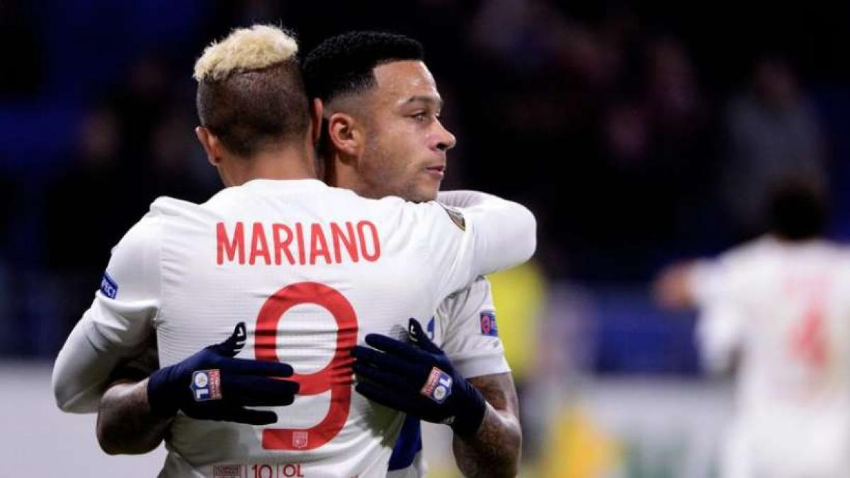 Ligue 1 : L'OL étrille l'OGC Nice