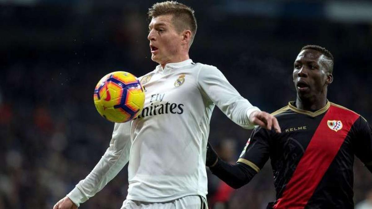 Real Madrid CF Toni Kroos