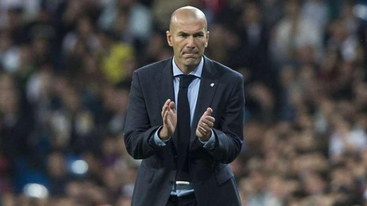 Zidane donne son avis sur le niveau de l'Equipe de France