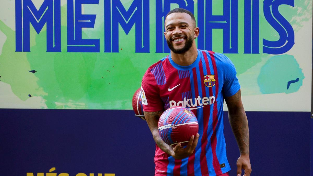 Amical : le FC Barcelone facile contre Stuttgart, Memphis Depay encore buteur