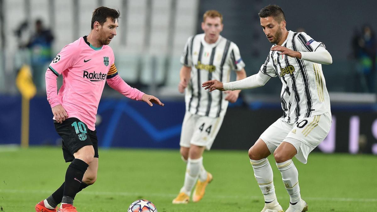 Juventus - FC Barcelone : les notes du match