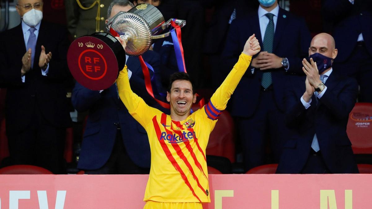 Barça : Lionel Messi ne veut pas encore discuter prolongation