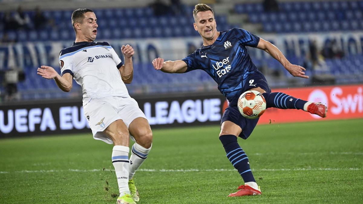 Lazio - OM : les notes du match