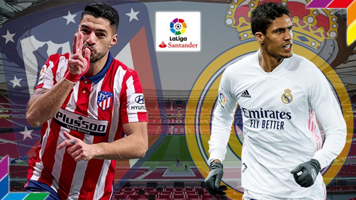 Atlético - Real Madrid : les compositions du derby - Foot Mercato
