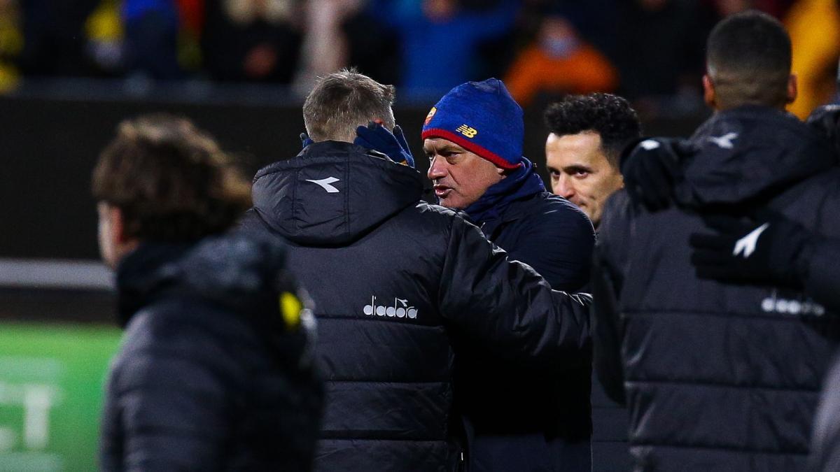 La réaction cinglante de José Mourinho après l'humiliation historique de l'AS Roma