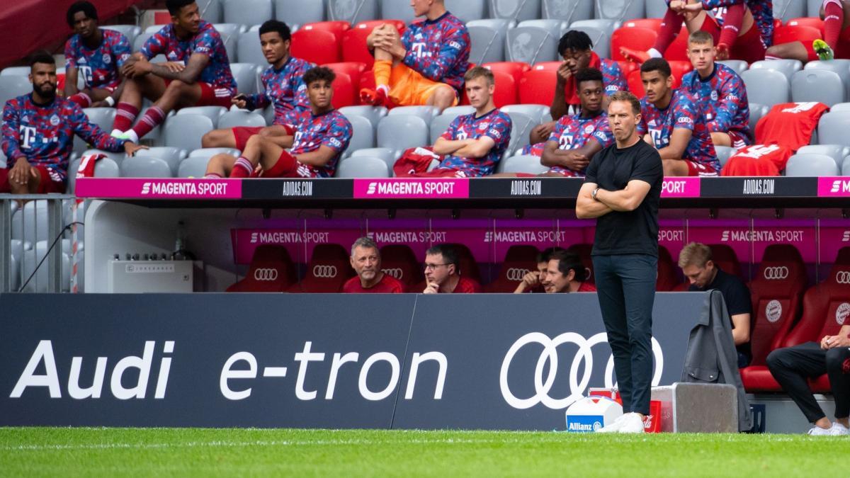 Le Bayern Munich de Julian Nagelsmann vit déjà ses premiers accrocs