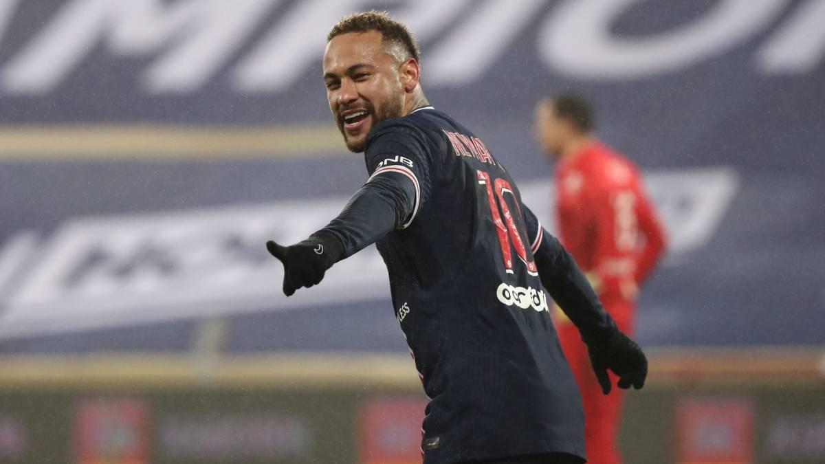 PSG : ça se précise pour la prolongation de Neymar
