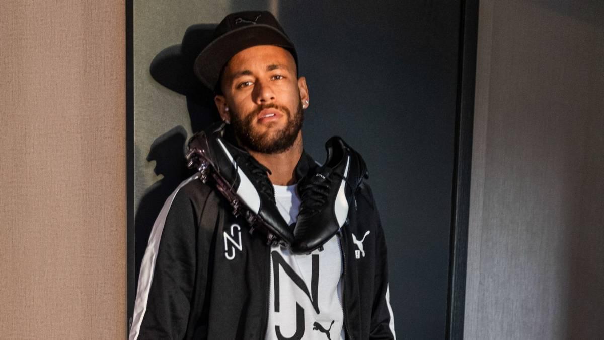 Neymar est depuis septembre 2020 la nouvelle égérie de Puma Football