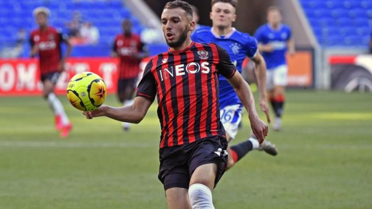 Amine Gouiri offers a narrow win against Lens in Nice