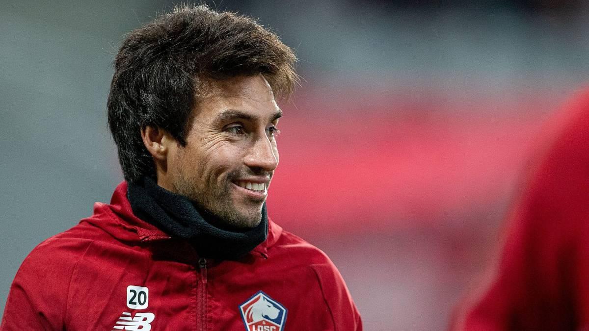 Nico Gaitán signe à Braga