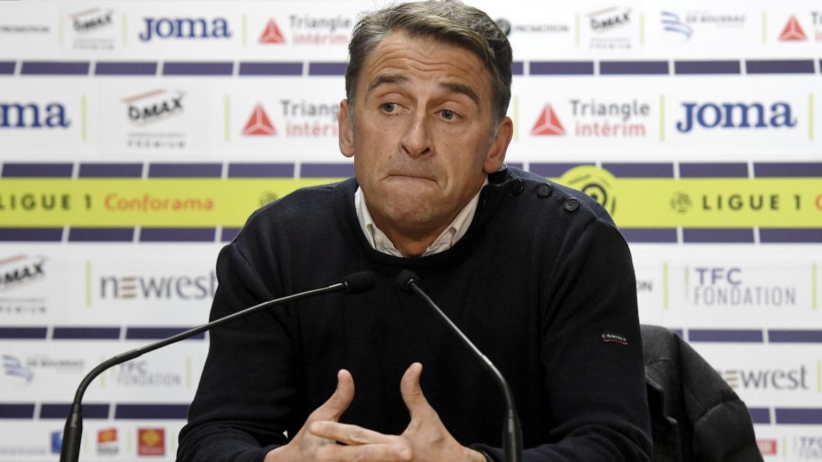Olivier Sadran s'oppose à un classement gelé — Toulouse