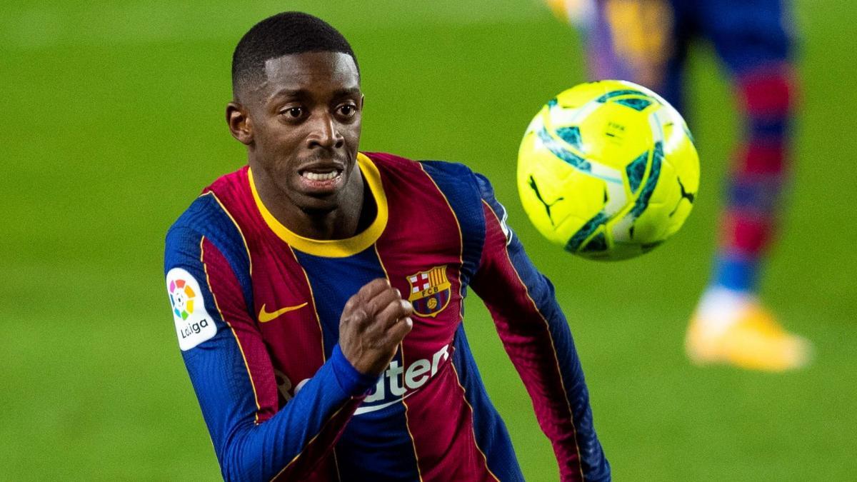 Le FC Barcelone s'inquiète pour Ousmane Dembélé