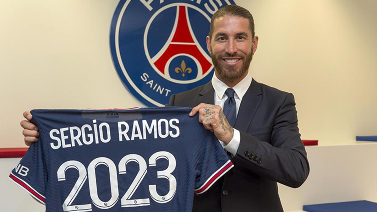 PSG : Sergio Ramos juge la Ligue 1