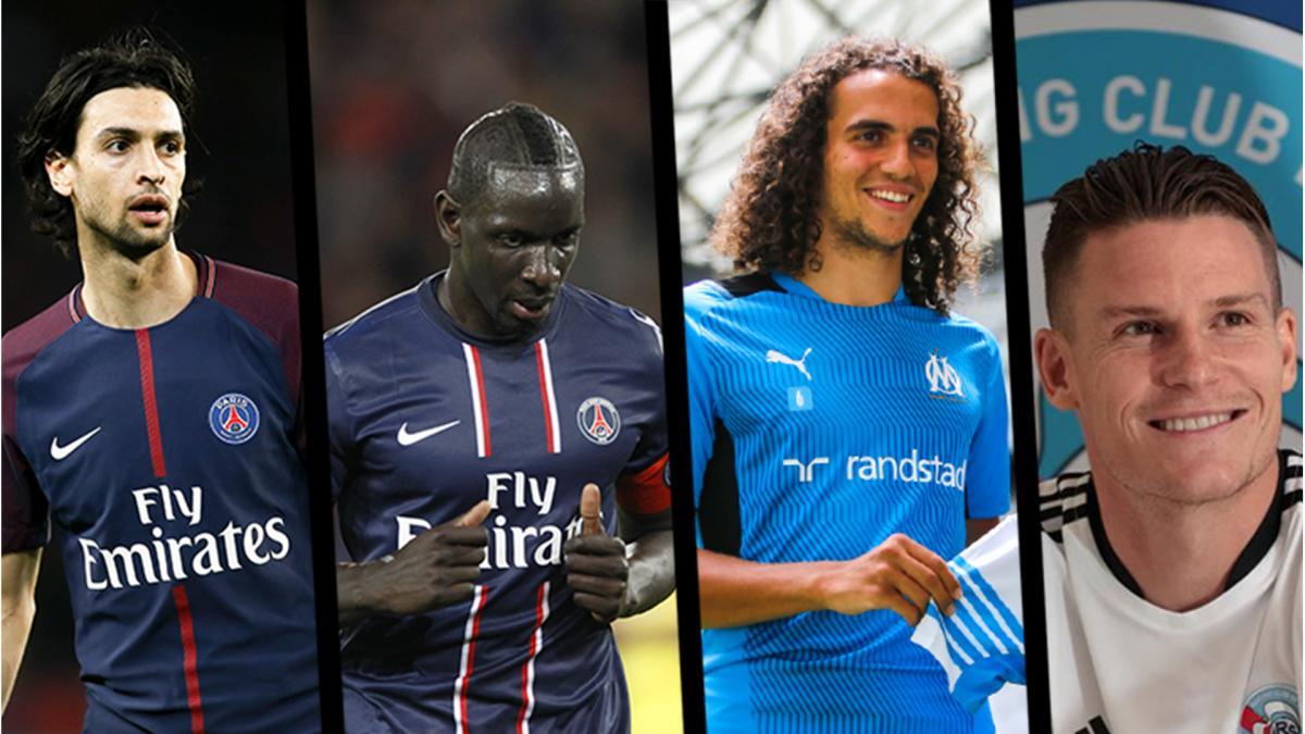 Mercato : les revenants de la Ligue 1