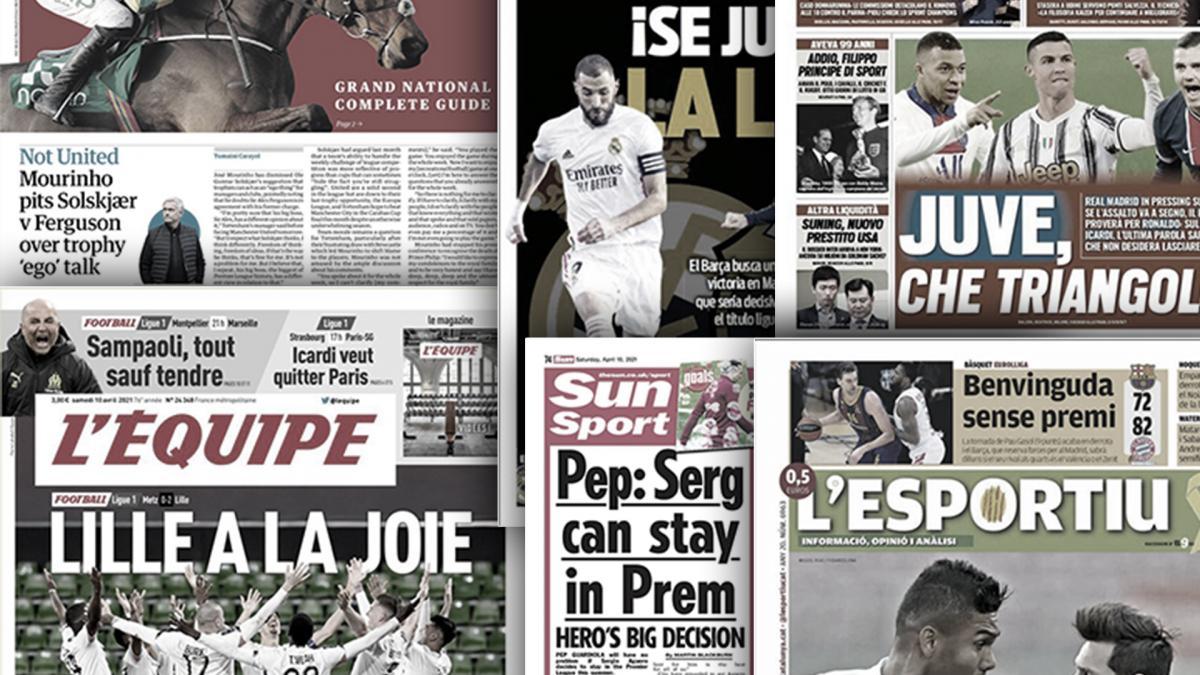 Le PSG veut piller la Juventus pour remplacer Kylian Mbappé, José Mourinho se moque d'Ole Gunnar Solskajer