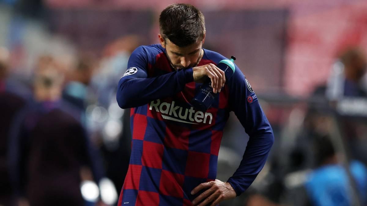 Barça : 4 à 6 mois d'absence pour Gerard Piqué ?