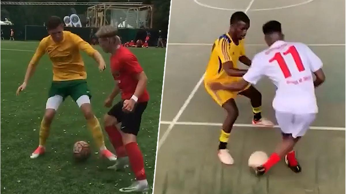 Best of football amateur | Players #4
