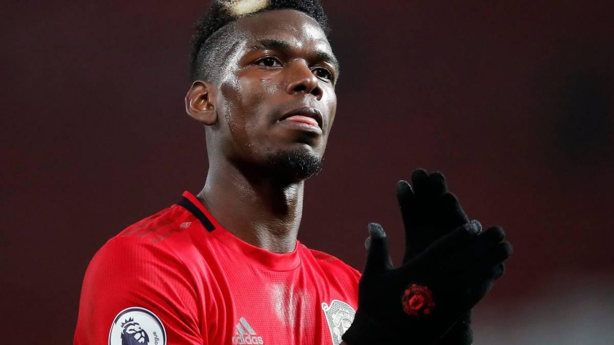 MU : l'incertitude plane toujours autour de l'avenir de Paul Pogba