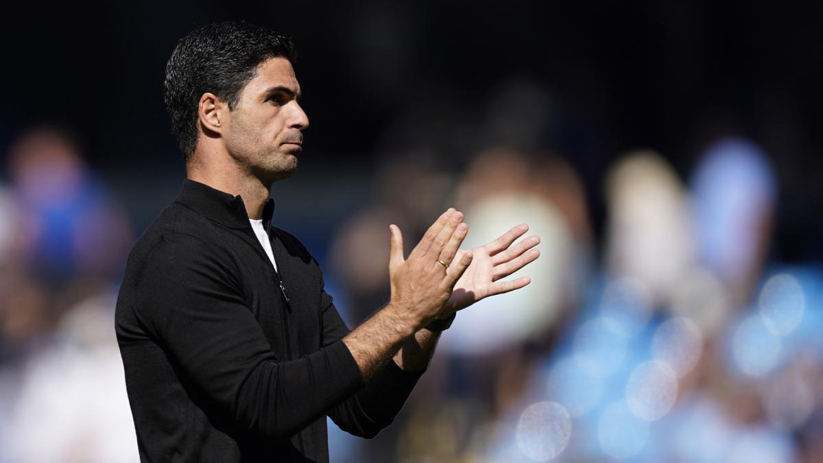 Arsenal : Mikel Arteta ne veut pas écarter une prolongation de Lacazette