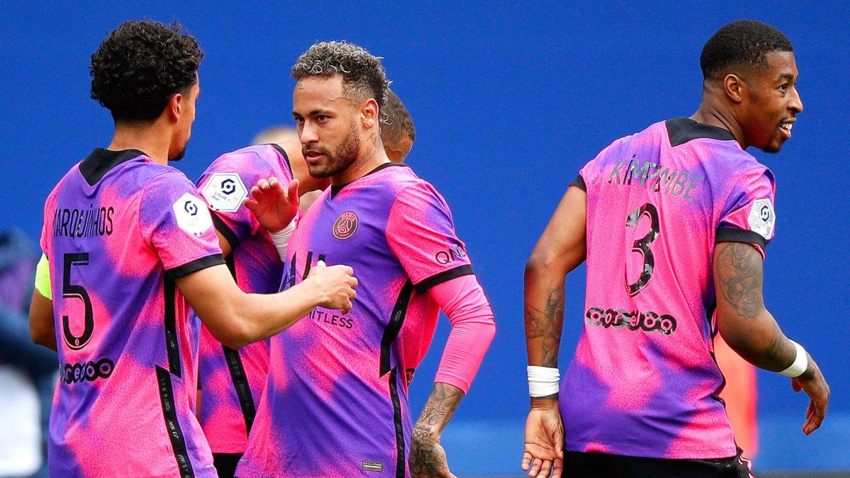 PSG : le clan Neymar réagit à la polémique autour de son poids