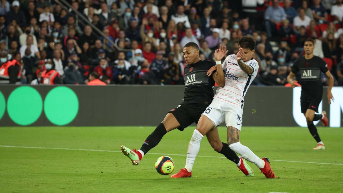 PSG : les remontrances de Kylian Mbappé à Neymar