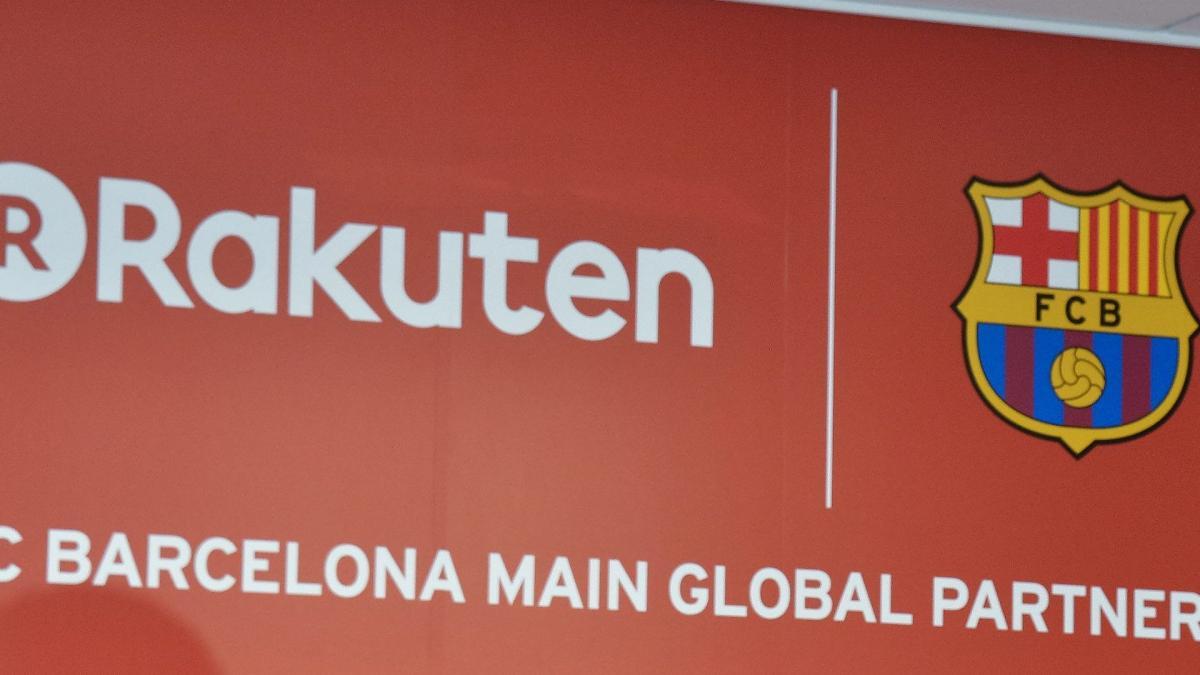 Le FC Barcelone espère signer un meilleur sponsor