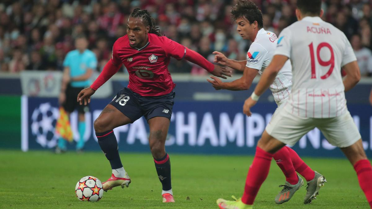 LOSC and Sevilla FC separate back to back