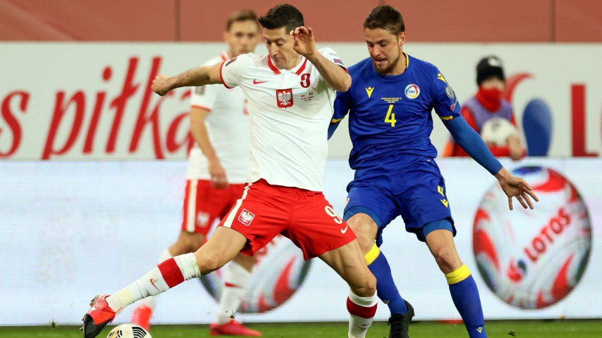 Poland: little knee alert for Robert Lewandowski – Kenyan News