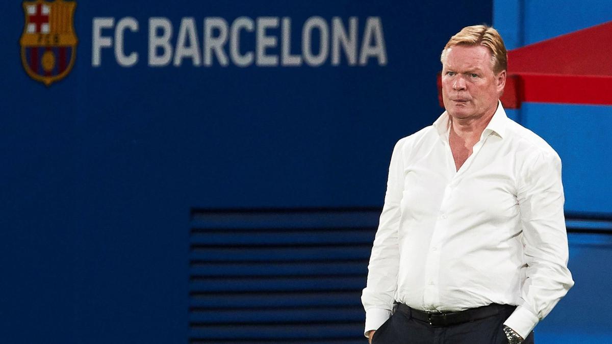 FC Barcelone : Ronald Koeman lâche ses vérités sur son avenir