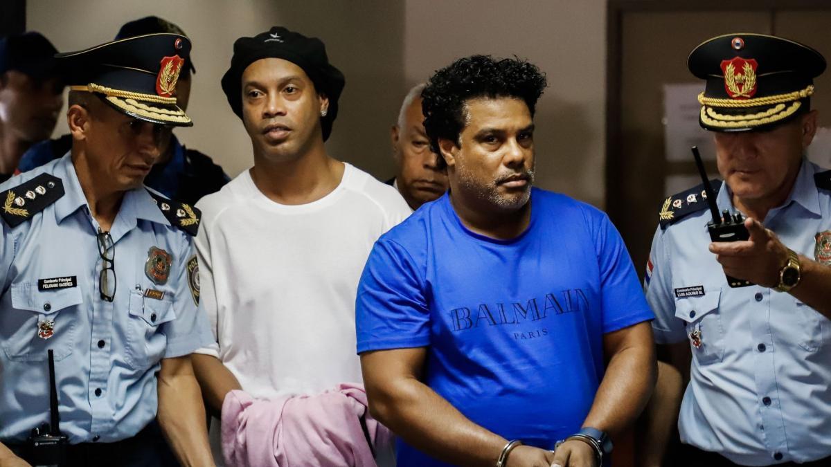 Ronaldinho va être bientôt jugé