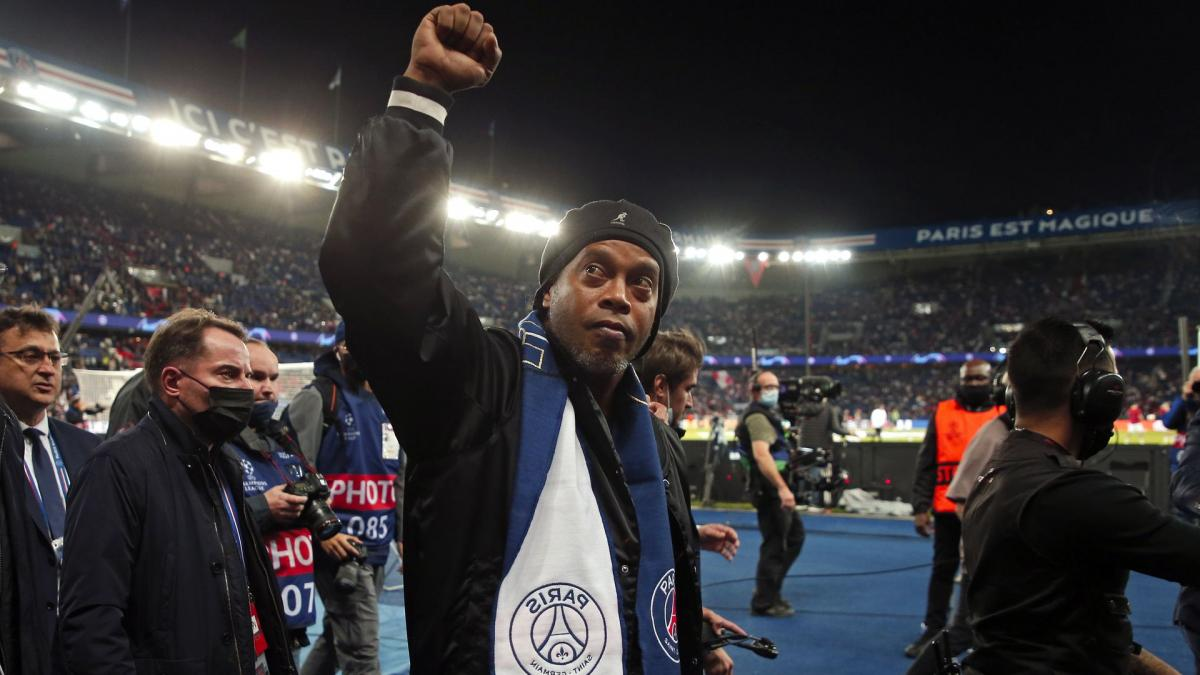Sa carrière, le PSG, la MNM : les confessions de la légende Ronaldinho