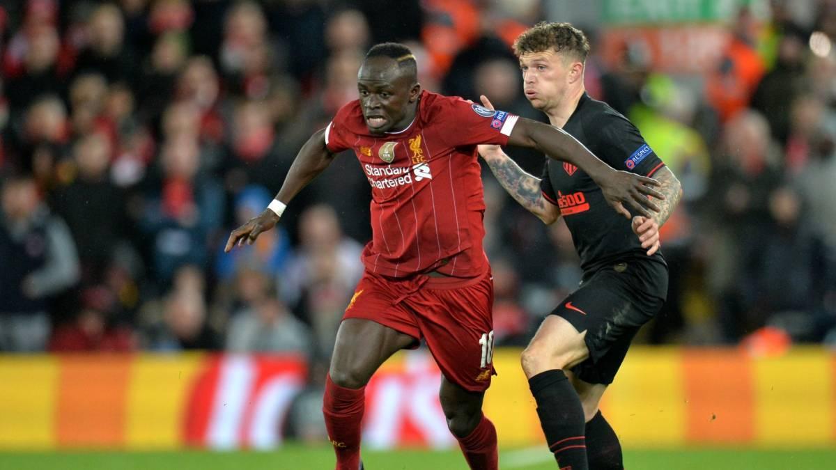 Covid-19 : la rencontre Liverpool-Atlético aurait causé la mort de 41 personnes