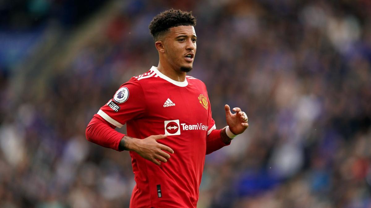 Manchester United : Jadon Sancho n'a plus de temps à perdre