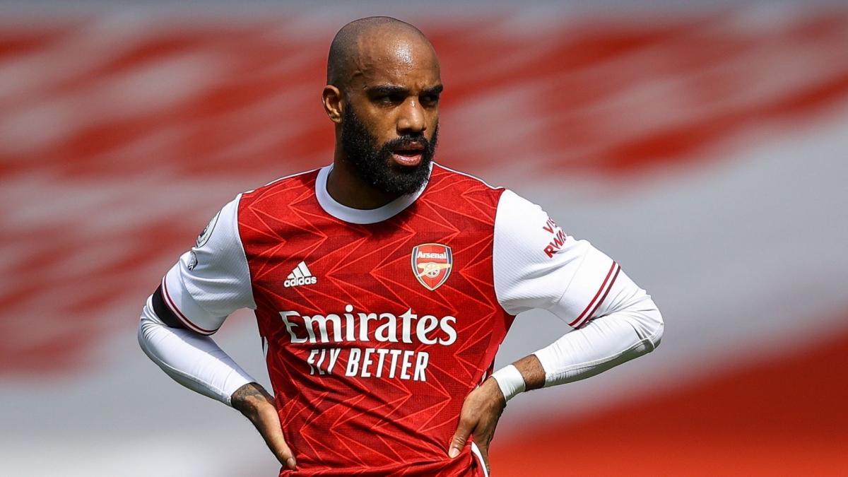 Arsenal : deux pistes étudiées en cas de départ d'Alexandre Lacazette