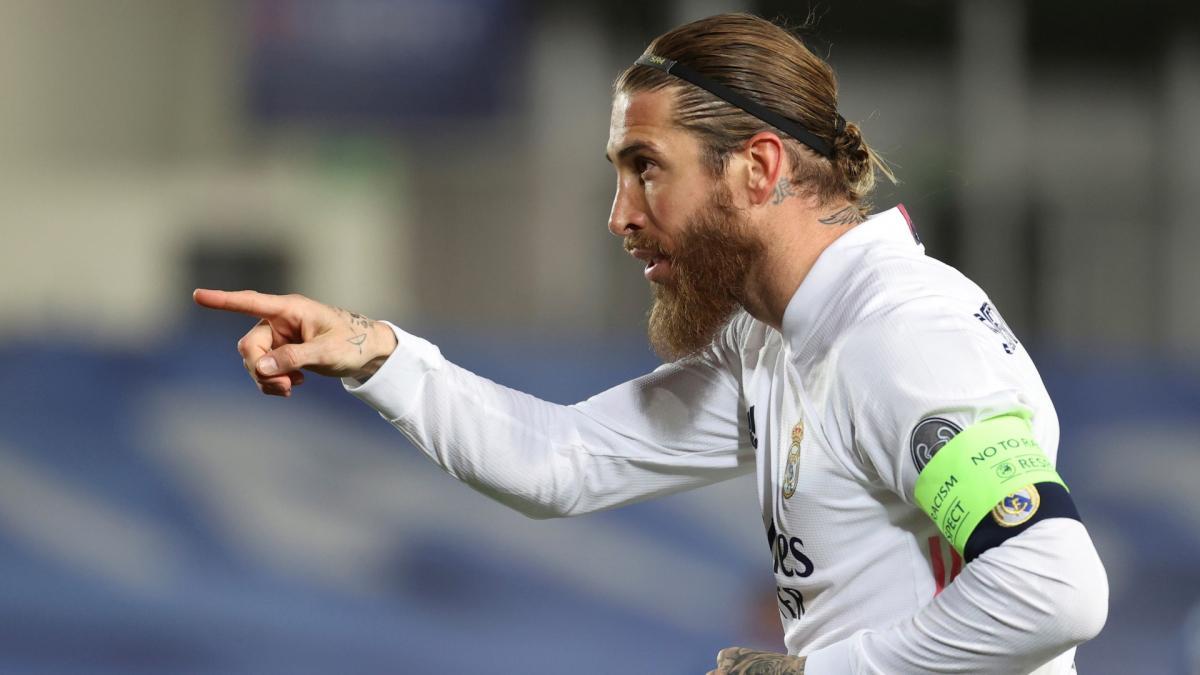 Real Madrid : le message fort de Sergio Ramos