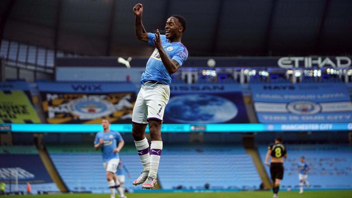 Piovoso settore Gentiluomo  Manchester City: Adidas could bring Raheem Sterling closer to Real Madrid –  Kenyan News
