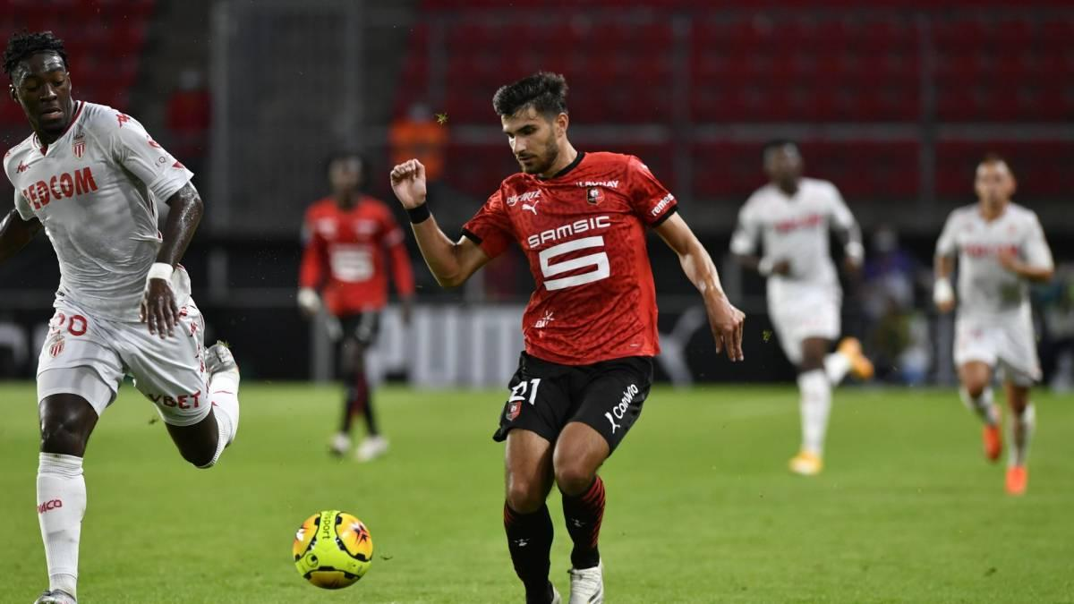Ligue 1 : le Stade Rennais et Adrien Truffert renversent l'AS Monaco