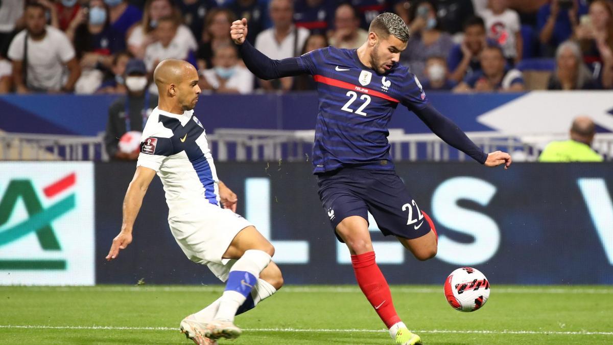 La première pleine de promesses en équipe de France de Theo Hernandez