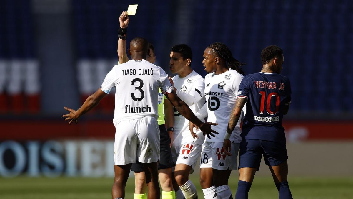 Lille : Tiago Djalo et Xeka suspendus pour la reprise de la Ligue 1