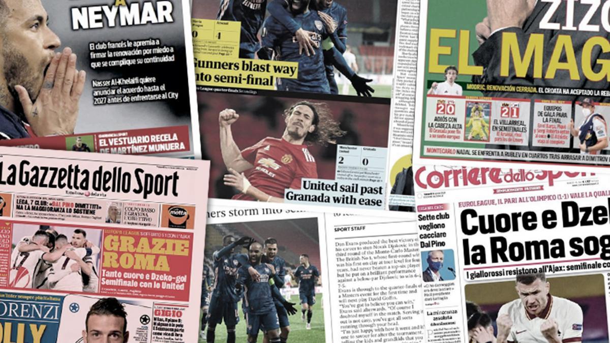 Le Real Madrid désigne 4 joueurs comme intransférables, l'ultimatum du PSG à Neymar