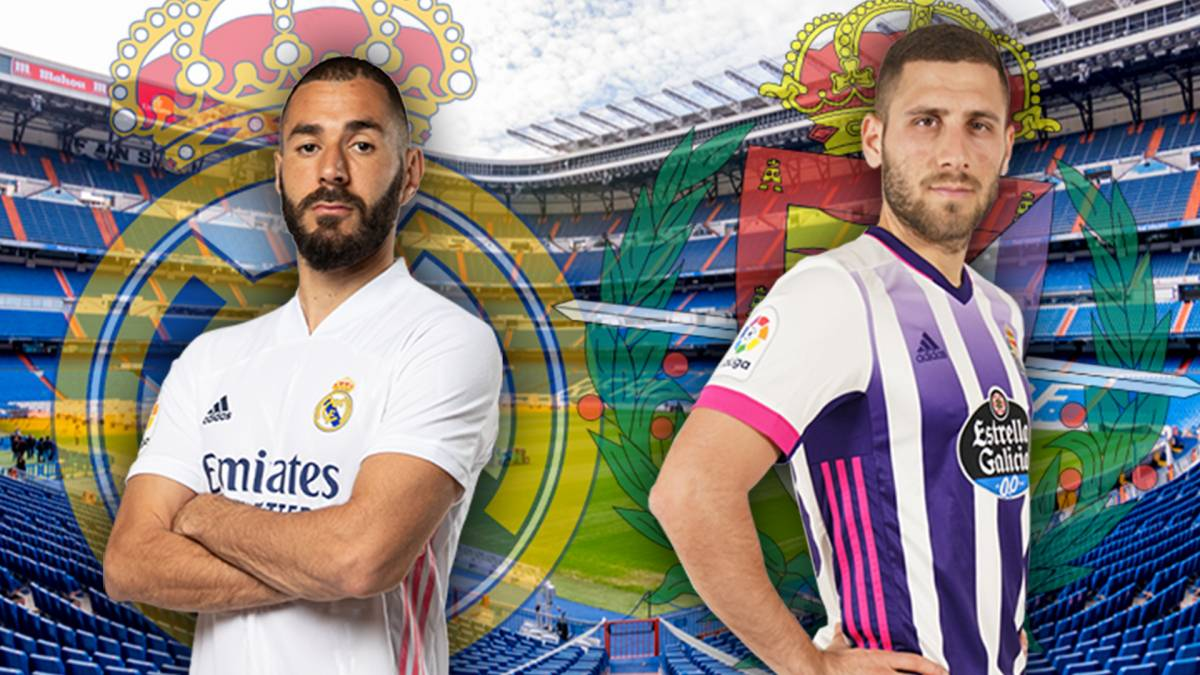 Real Madrid-Real Valladolid : les compositions officielles