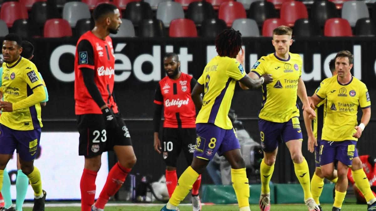 Guingamp - Toulouse