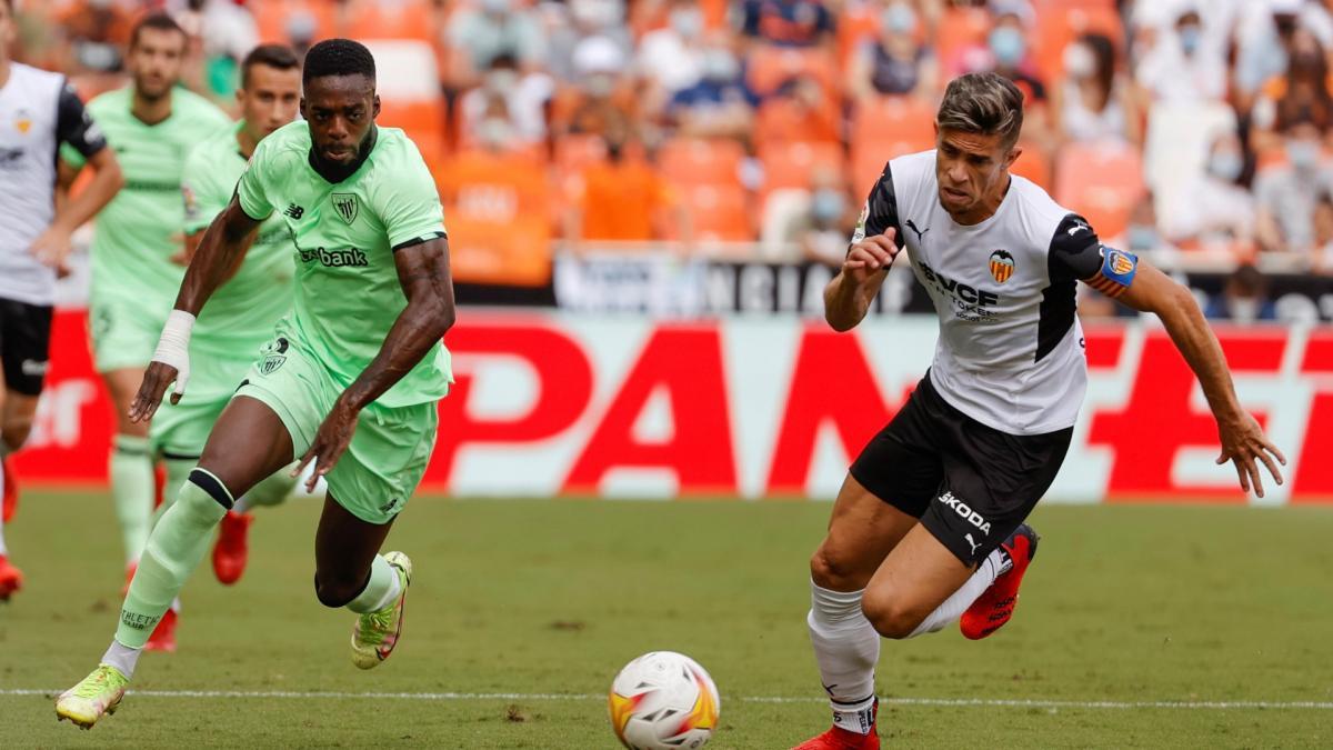 Liga : Valence arrache le nul contre l'Athletic Bilbao