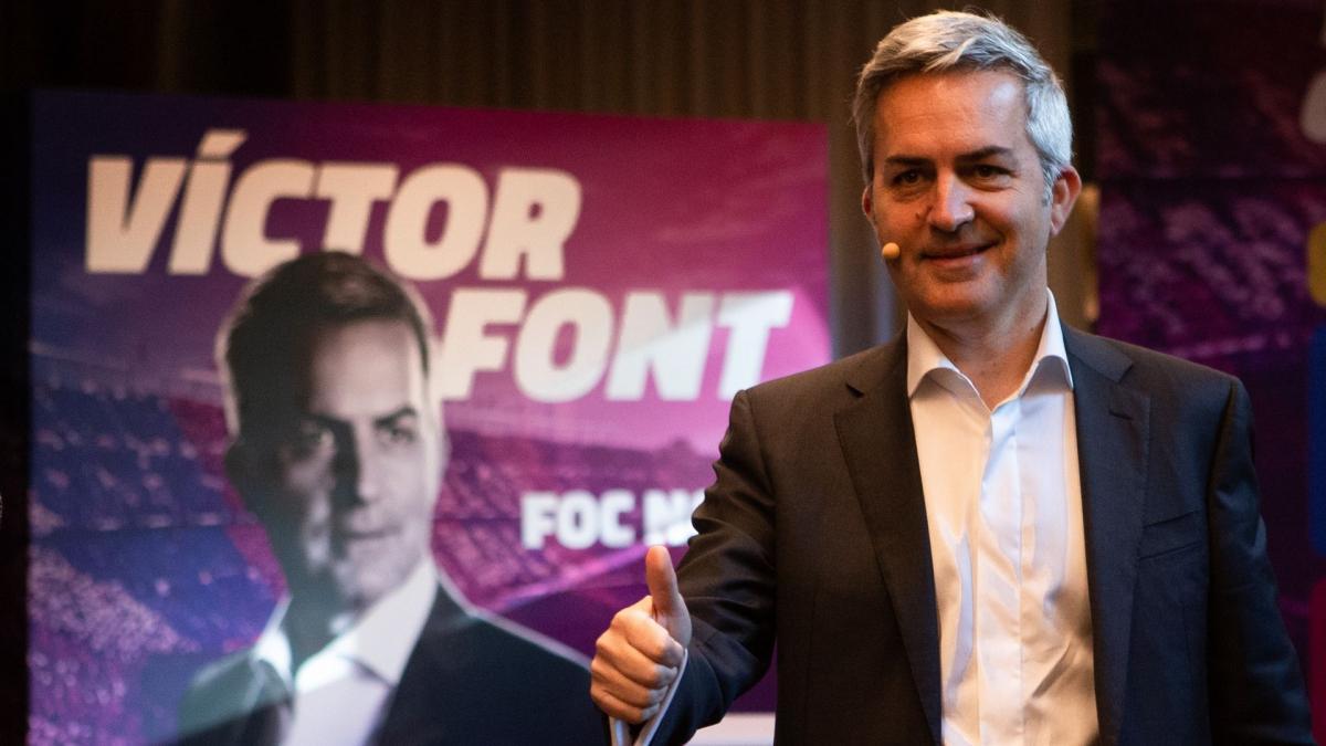 Victor Font demande au PSG de respecter le Barça et Lionel Messi - Foot Mercato
