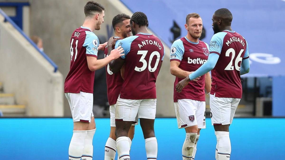 PL : West Ham arrache le nul face à Brighton
