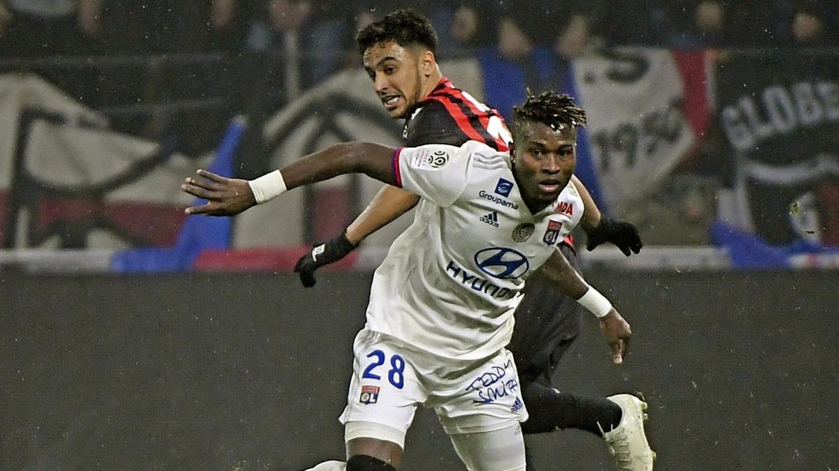 Youssouf Koné file à Troyes