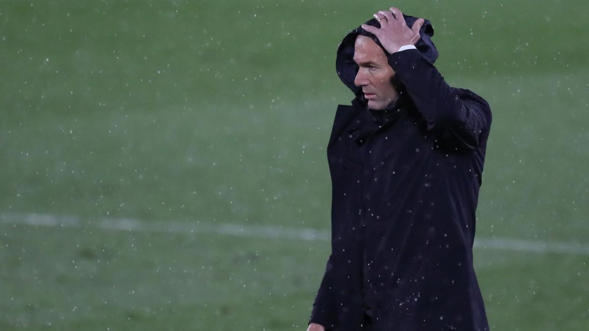 Zinedine Zidane règle ses comptes avec un journaliste