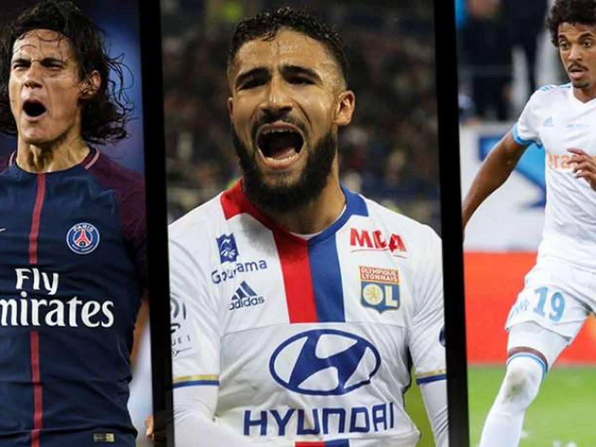 L Equipe Type De Ligue 1 A Mi Saison