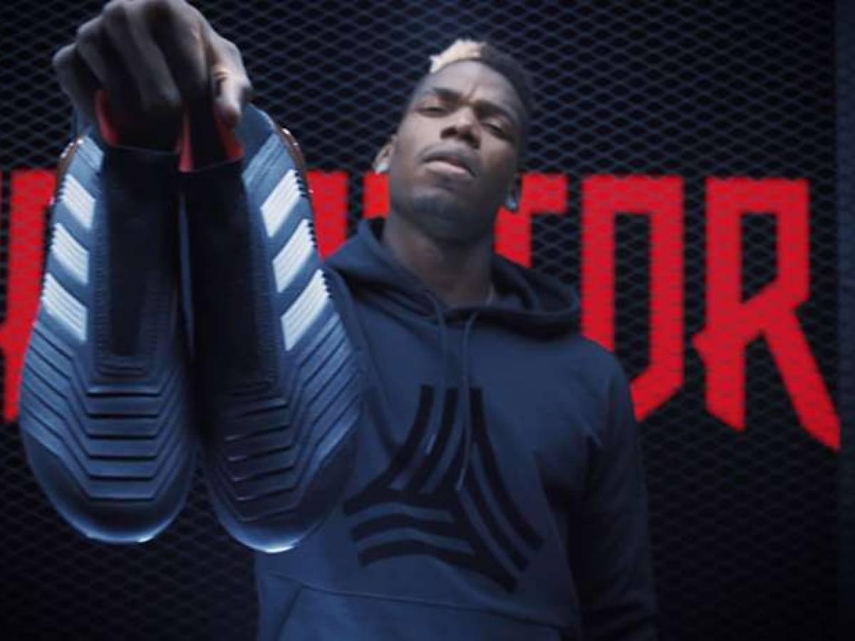 L'Unboxing de la nouvelle Predator adidas par Paul Pogba