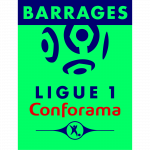 Barrages Ligue 1 Conforama